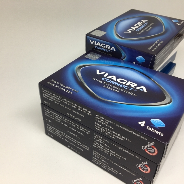 Viagra Connect 50mg- 24 pack